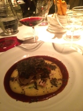 Top 3 meal of my life at Ristorante Quandri!